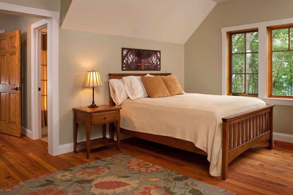 paddle house bedroom