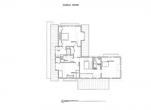 Paddle House 2nd Floor Layout